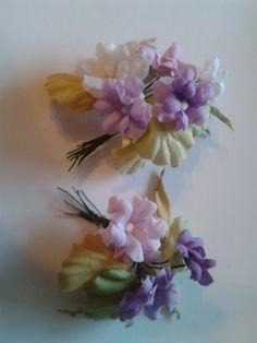 Цветы для шляпок 5