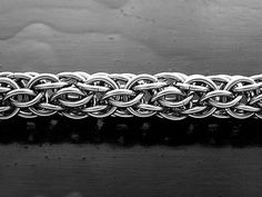 Image result for chain maille patterns