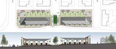 Haughton Rd affordable housing scheme | DKS Architects