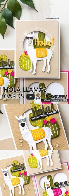 Spellbinders | Hola Llama