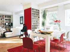 Red Interior Inspirations That Make Your Room Come Alive