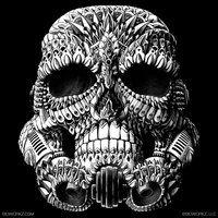 Ornate Skulltrooper by BioWorkZ