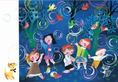 Magic, Color, Flair: The World of Mary Blair - LaughingPlace.com