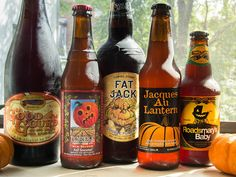 These five pumpkin beers are definitely worth seeking out this fall.