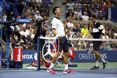 The 2016 US Open Tennis Championships Tennis Championships, Us Open, Wrestling, Button, Sports, Photos, Lucha Libre, Hs Sports, Pictures