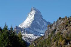 Matterhorn in summer