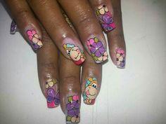 Muñecos Manicure Y Pedicure, Beauty Hacks, Beauty Tips, Nail Art, Nails, Manga, Natural, Designed Nails, Beauty