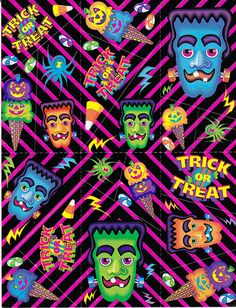 All things cute and magical! Days Until Halloween, Halloween 20, Halloween Stickers, Halloween Horror, Halloween Prints, Halloween Pictures, Cute Christmas Wallpaper, Halloween Wallpaper Iphone, Frankenstein