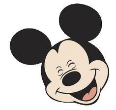 Mickey Face Laugh