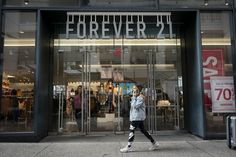 Low-price fashion chain Forever 21 files for Chapter 11 bankruptcy Wet Seal, Gymboree, Aeropostale, American Apparel, Retail Consulting, Mall Stores, Store Closing, Forever 21 Fashion, I Love Makeup
