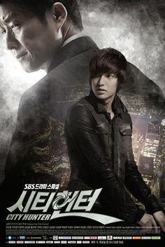 Dicas Doramas: City Hunter (K-Drama) #CityHunter #kdrama