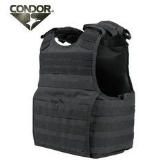Condor  XPC EXO Plate Carrier Black - size S/M