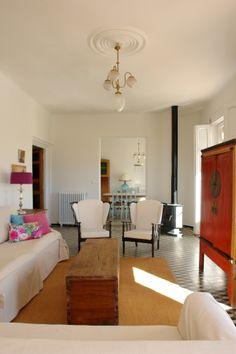 La Casa Gavira/Spain/Living