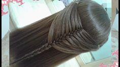 Nuevo Peinados recogidos faciles para cabello largo bonitos y rapidos co...