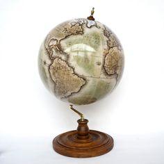 Handmade World Globe
