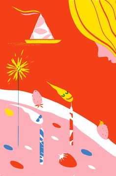 DAY OF BIRTH on Behance