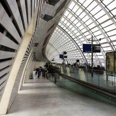 Gare d'Avignon TGV; Avignon, France