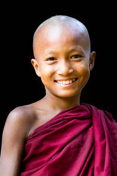 """""""village monk"""" 
