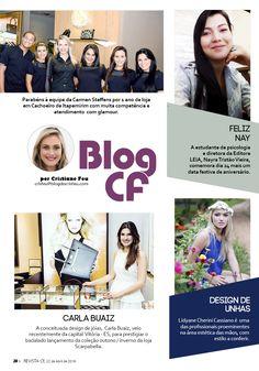 CF REVISTA 14ª Edição | Design de unhas - FOLHA DO ES