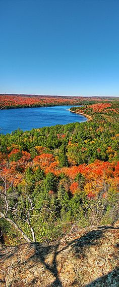 Algonquin Park: Booths Rock Trail, Ontario, Canada