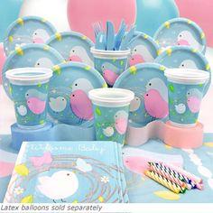 Bird Invitation: Like the birds not the colors!!!