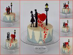 Birthday Cakes - Anniversary Cake.....