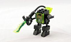 Made for Mobile Frame Zero: The Lego Mecha Wargame  Based on design by Helkov flic.kr/p/NSnkYv