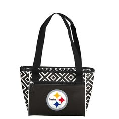 Pittsburgh Steelers NFL 16 Can Cooler Tote