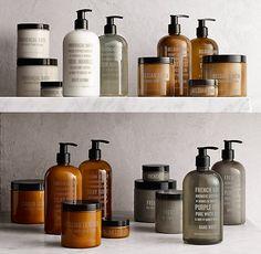 Belgian Linen Soap & Lotion Collection
