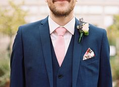 Mrs Bow Tie Pink Buttonhole Pretty Floral Wonderland DIY Wedding http://www.victoriaphippsphotography.co.uk/
