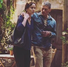 Sara and Michael - this reunion will ruin me