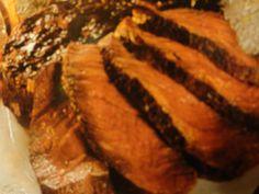 Rôti de boeuf 800g cuisson basse température