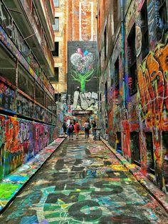Hoiser Lane Street Art-Courtesy of Brianthio