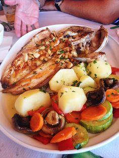 Cherne Gran Canaria Comida Food
