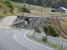 Vertical displacement caused by the November Kaikoura earthquake in New Zealand