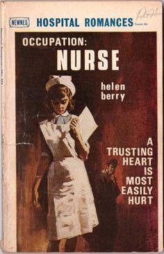 Occupation: Nurse by Helen Berry #258 SMC