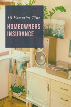 To save yourself from the trouble its a good idea to start shopping for a homeowner policy as soon as your purchase offer is accepted. In this article you will discover 10 Homeowners Insurance Tips that will make it easier for you to choose and get the best deal...