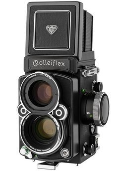 Rollei has just released two brand new medium format film cameras! Film will never die. Antique Cameras, Vintage Cameras, Twin Lens Reflex Camera, Rolleiflex Camera, Technique Photo, Foto Fun, Medium Format Camera, Classic Camera, Retro Camera