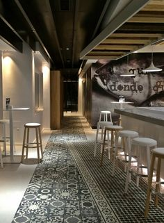 El Campero restaurant by velvet projects, Barbate – Spain » Retail Design Blog
