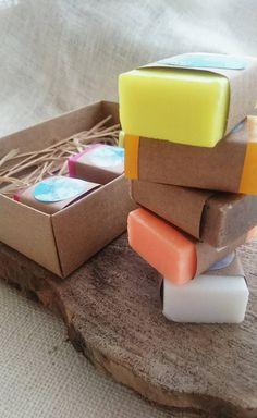 soapnatural soapsoap gift set of 8handmade by HappyDaysShopbyOzge