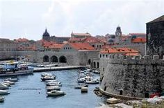 Dubrovnik, former Yugoslavia My grandmas parents were from here:) I would love to go there someday!
