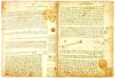 The Codex Leicester (also briefly known as Codex Hammer) is a collection of largely scientific writings by Leonardo da Vinci