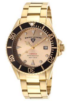 Swiss Legend 21344-YG-10-BB Watch