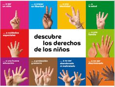 Niños De La Calle.: DERECHOS DEL NIÑO.