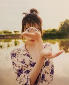 """Flower Bookmark 2 Album scans"" #IU #LeeJieun #Korean #singer #musician #songwriter #actress  #producer #Uaena"