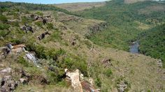 O Parque Estadual do Guartelá, em Tibagi, nos Campos Gerais, tem como principal atrativo o Canyon do Rio Iapó, o sexto maior em extensão do planeta. Foto: Prefeitura de Tibagi