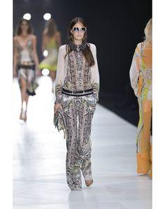 Vogue - Roberto Cavalli S/S 13