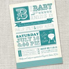 baby shower #invitation