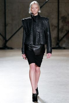 Sally LaPointe Fall 2014 Ready-to-Wear Fashion Show
