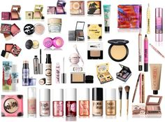 Benefit collection, created by lschmidt on Polyvore